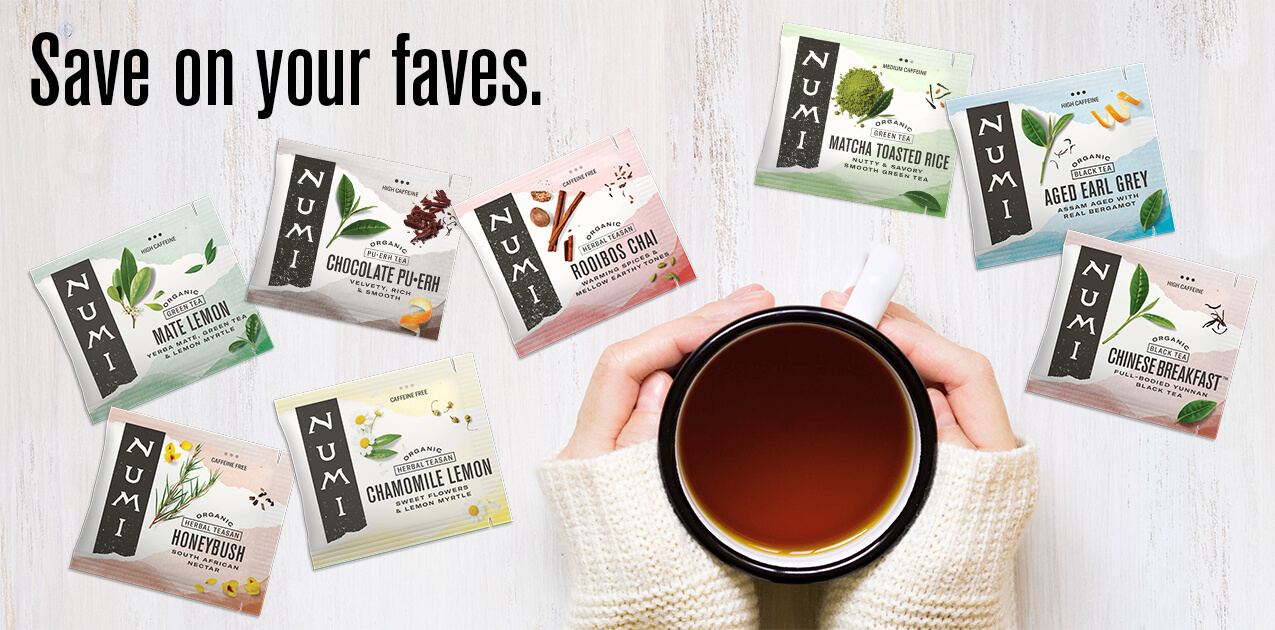 Nspire Tea Sachets