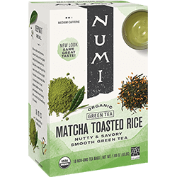 Matcha Toasted Rice