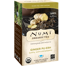 Ginger Pu·erh [numis-10410.png]