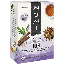 A package of Numi Organic Tea - Gratitude