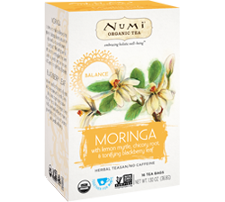 A package of Numi Organic Tea - Balance