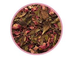 A package of Numi Organic Tea - White Rose (loose)