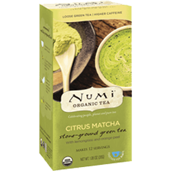 Click here to purchase Citrus Matcha