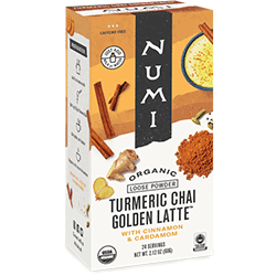 Click here to purchase Turmeric Chai
