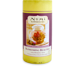 A package of Numi Organic Tea - Blossoming Beauties