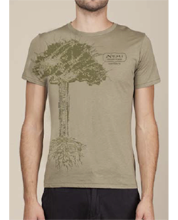 Pu·erh Tree T-Shirt (Green)