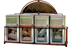 Tea Storage Tins & Display Rack [numis-40141.png]