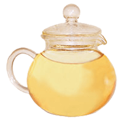 Glass Teapot - Teahouse