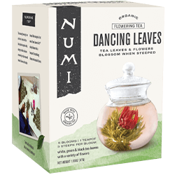 Dancing Leaves Flowering Tea™ Set