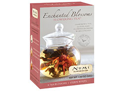 A package of Numi Organic Tea - Enchanted Blossoms