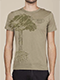 Pu·erh Tree T-Shirt (Green) [numis-35380.jpg] - Click for More Information
