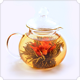 Glass Teapot - Teahouse [numis-40170.jpg] - Click for More Information