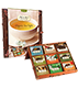 Organic Tea Flight Gift Set [numis-95595.jpg] - Click for More Information
