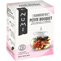 This is the picture of Petite Bouquet under the category NumiTeaStore@Gifts@FloweringTea in Numi Organic Tea. Click to add to cart.