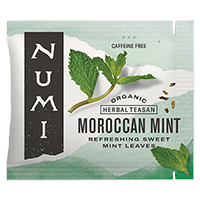 This is the picture of Moroccan Mint under the category NumiTeaStore@Bulk@Herbal in Numi Organic Tea. Click to add to cart.