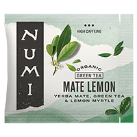 This is the picture of Mate Lemon under the category NumiTeaStore@Bulk@Green in Numi Organic Tea. Click to add to cart.