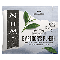 This is the picture of Emperor's Pu·erh under the category NumiTeaStore@Bulk@Puerh in Numi Organic Tea. Click to add to cart.