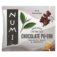 This is the picture of Chocolate Pu·erh under the category NumiTeaStore@Bulk@Puerh in Numi Organic Tea. Click to add to cart.