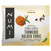 This is the picture of Golden Tonic under the category NumiTeaStore@Bulk@Turmeric in Numi Organic Tea. Click to add to cart.