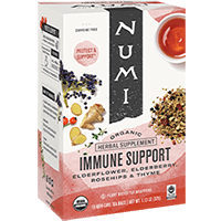 This is the picture of Immune Support under the category NumiTeaStore@ByType@StayHealthy in Numi Organic Tea. Click to add to cart.