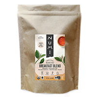 This is the picture of Breakfast Blend (loose) under the category NumiTeaStore@LooseTea@Black in Numi Organic Tea. Click to add to cart.
