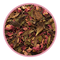 This is the picture of White Rose (loose) under the category NumiTeaStore@LooseTea@White in Numi Organic Tea. Click to add to cart.