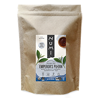 This is the picture of Emperor's Pu·erh (loose) under the category NumiTeaStore@LooseTea@Puerh in Numi Organic Tea. Click to add to cart.
