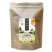 This is the picture of Iron Goddess of Mercy - Ti Kuan Yin (loose) under the category NumiTeaStore@LooseTea@Oolong in Numi Organic Tea. Click to add to cart.