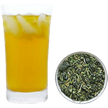 This is the picture of Cool Mintea Green™ under the category NumiTeaStore@IcedTea@GallonBags in Numi Organic Tea. Click to add to cart.