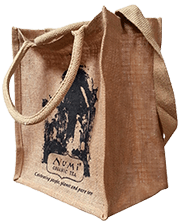 This is the picture of Numi Hand Bag under the category NumiTeaStore@Teaware@Merchandise in Numi Organic Tea. Click to add to cart.
