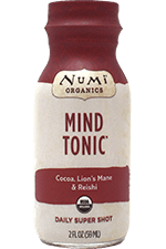 This is the picture of Mind Tonic Daily Super Shot under the category NumiTeaStore@DailySuperShots in Numi Organic Tea. Click to add to cart.