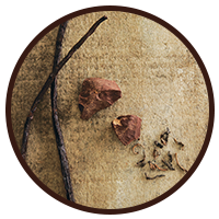 This is the picture of Chocolate Silk Pu-erh (loose) under the category NumiTeaStore@LooseTea@Nspire in Numi Organic Tea. Click to add to cart.