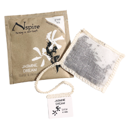 This is the picture of Jasmine Dream under the category NumiTeaStore@Nspire@Hot in Numi Organic Tea. Click to add to cart.