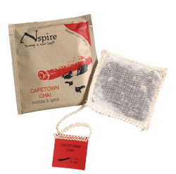This is the picture of Capetown Chai  under the category NumiTeaStore@Nspire@Hot in Numi Organic Tea. Click to add to cart.