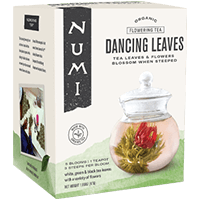 Dancing Leaves Flowering Tea™ Set [numis-80920.png] - Click for More Information