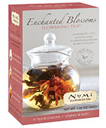 This is the picture of Enchanted Blossoms under the category NumiTeaStore@Specials in Numi Organic Tea. Click to add to cart.