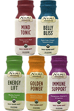 This is the picture of Daily Super Shot Variety Pack under the category NumiTeaStore@DailySuperShots in Numi Organic Tea. Click to add to cart.
