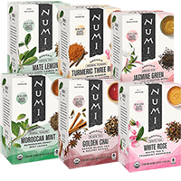 This is the picture of Fair Trade Gift Set under the category NumiTeaStore@Gifts@TeaBag in Numi Organic Tea. Click to add to cart.