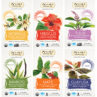 This is the picture of Holistic Teasan Variety Bundle under the category NumiTeaStore@ByType@Holistic in Numi Organic Tea. Click to add to cart.